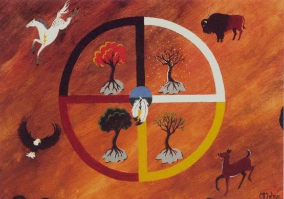 Mitakuye Oyasin: A Lakota Sioux Prayer | ouroboros ponderosa