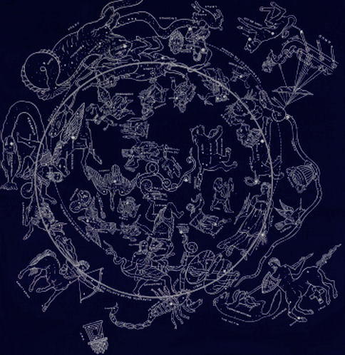 Constellation Ring Draco